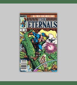The Eternals 4 1986