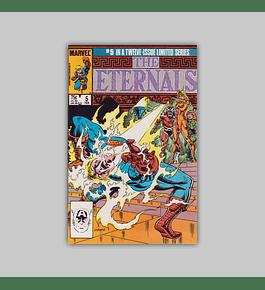 The Eternals 5 1986