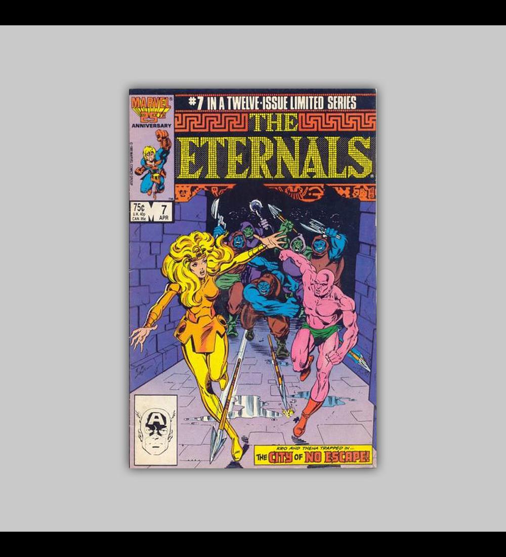 The Eternals 7 1986