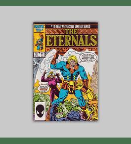 The Eternals 11 1986