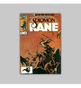 The Sword of Solomon Kane 5 1986
