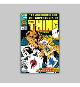 The Adventures of the Thing 3 1992