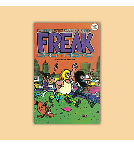 The Freak Brothers 2 13th printing 1989