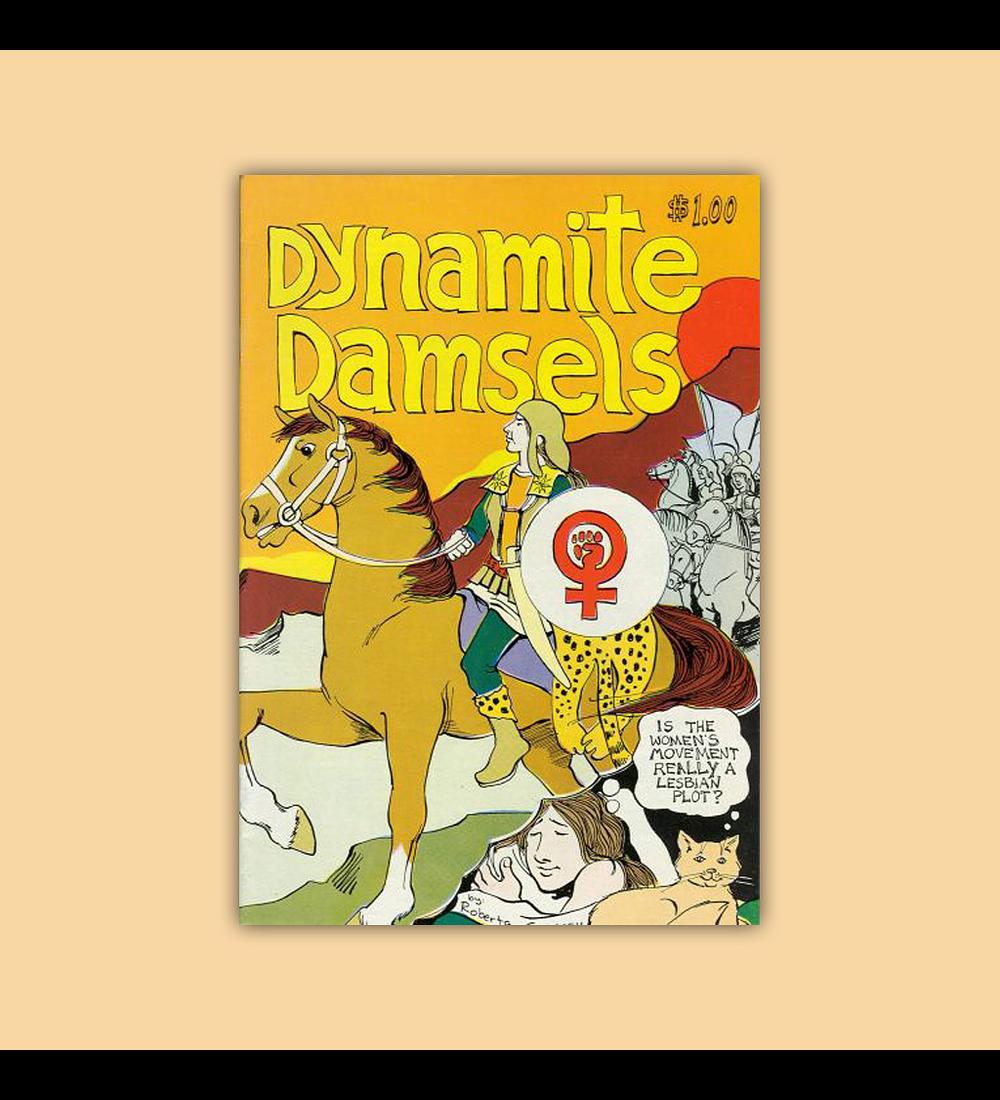 Dynamite Damsels Signed