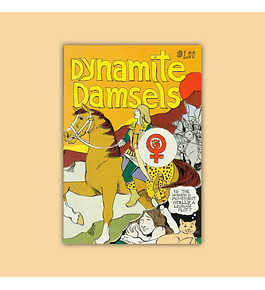 Dynamite Damsels Signed
