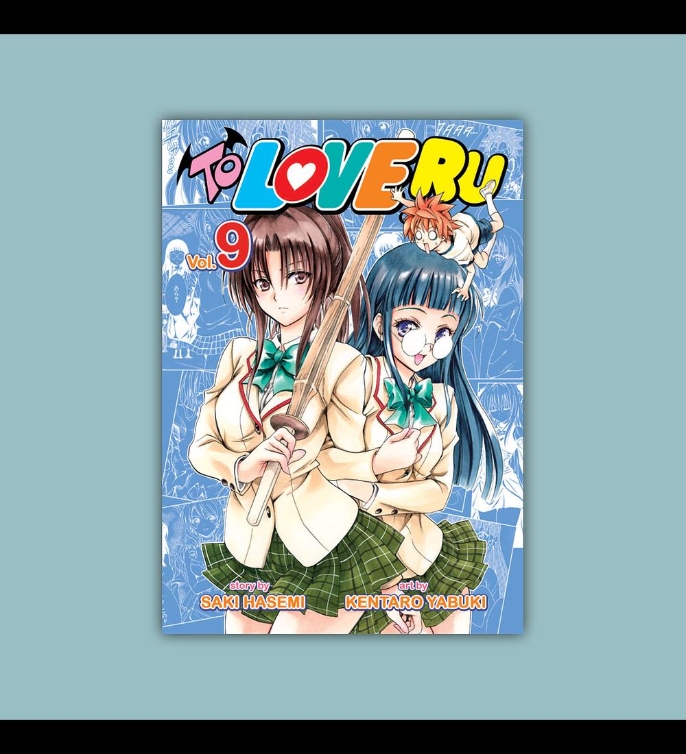 To Love Ru: Darkness Vol. 09