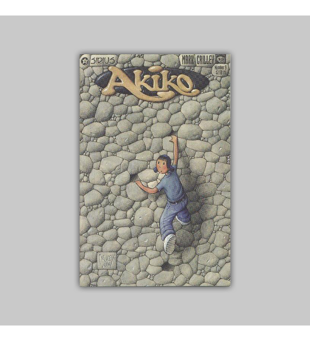 Akiko 9 1996