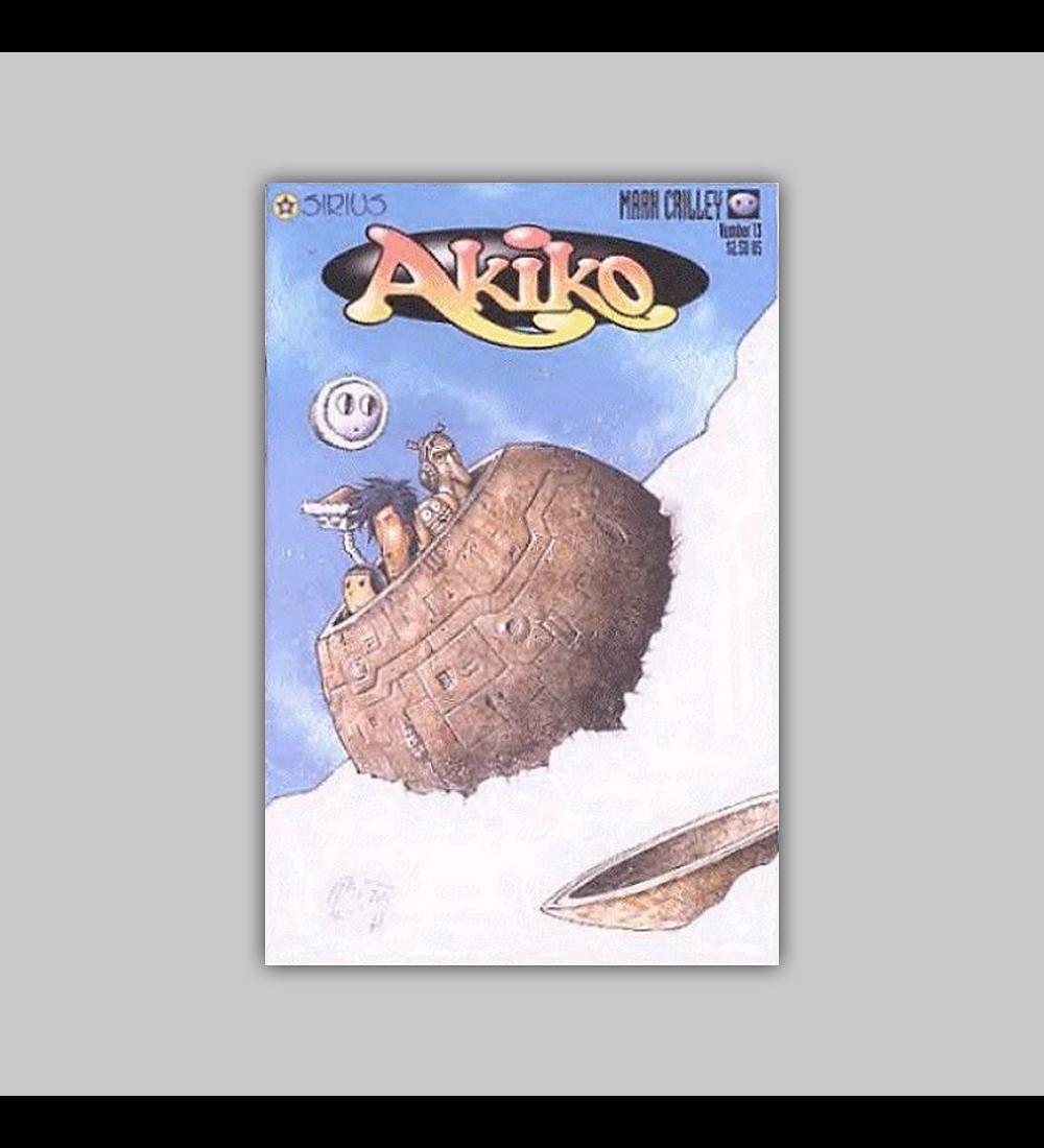Akiko 13 1997
