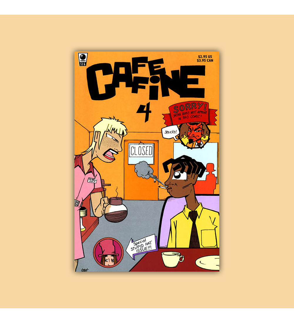 Caffeine 4 1996