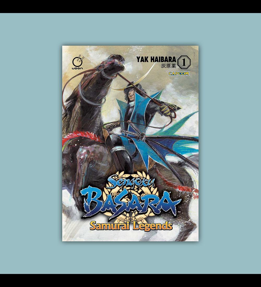 Sengoku Basara: Samurai Legends Vol. 01
