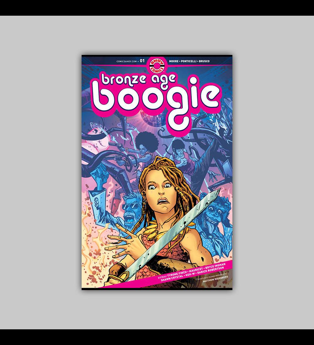 Bronze Age Boogie 1 2019