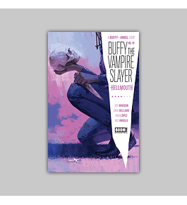 Buffy the Vampire Slayer 10 2019