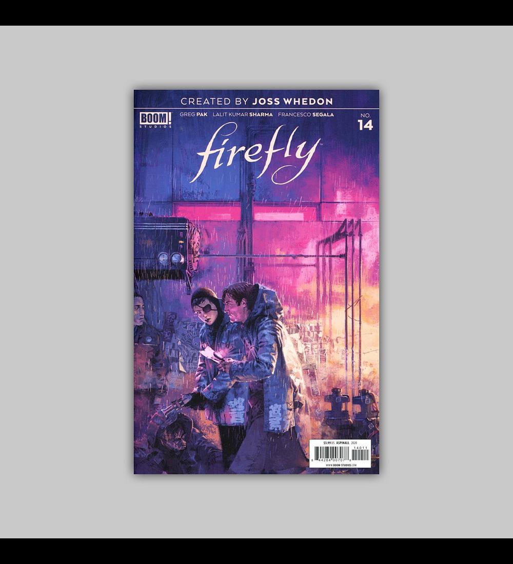 Firefly 14 2020