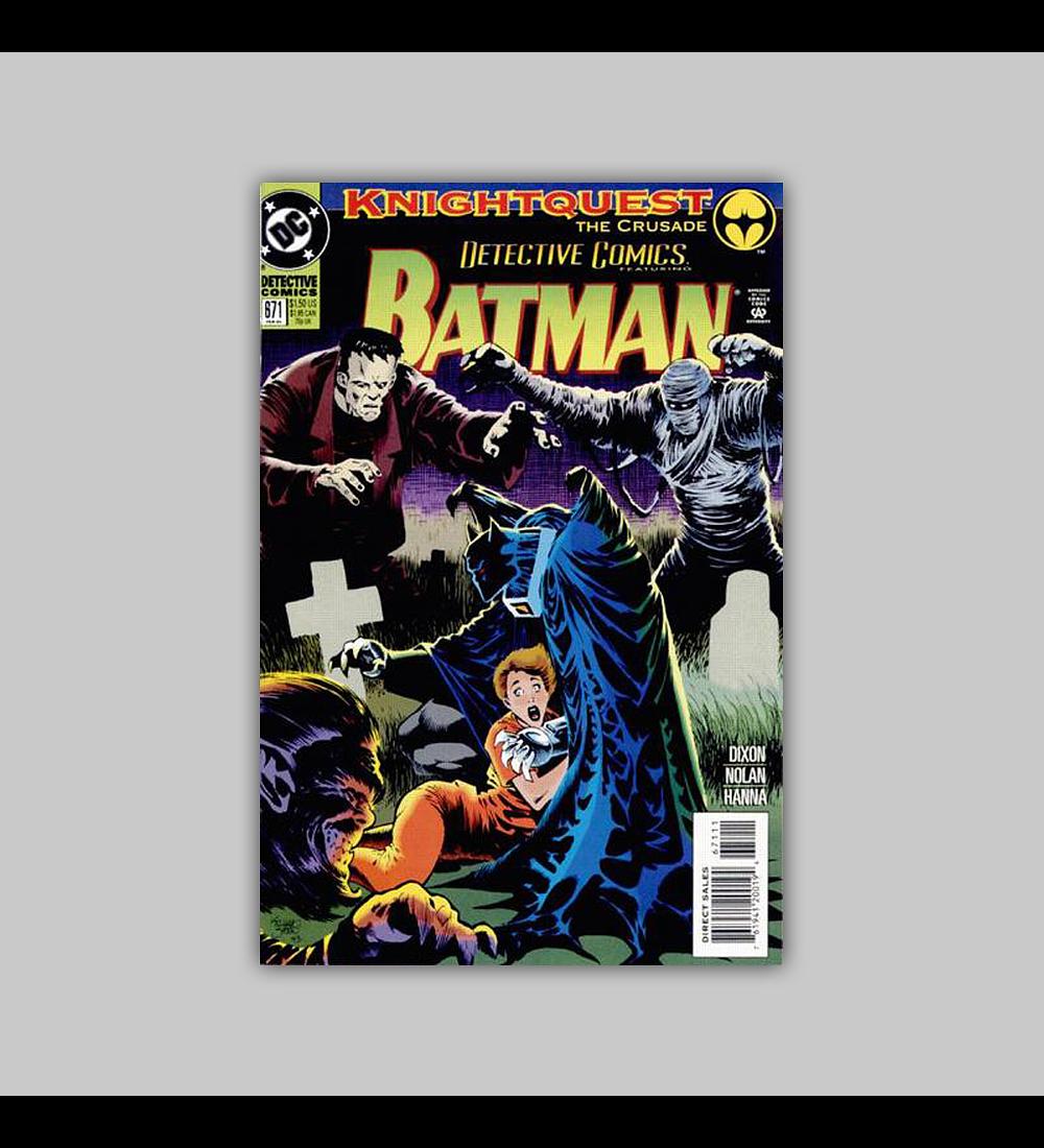 Detective Comics 671 1994