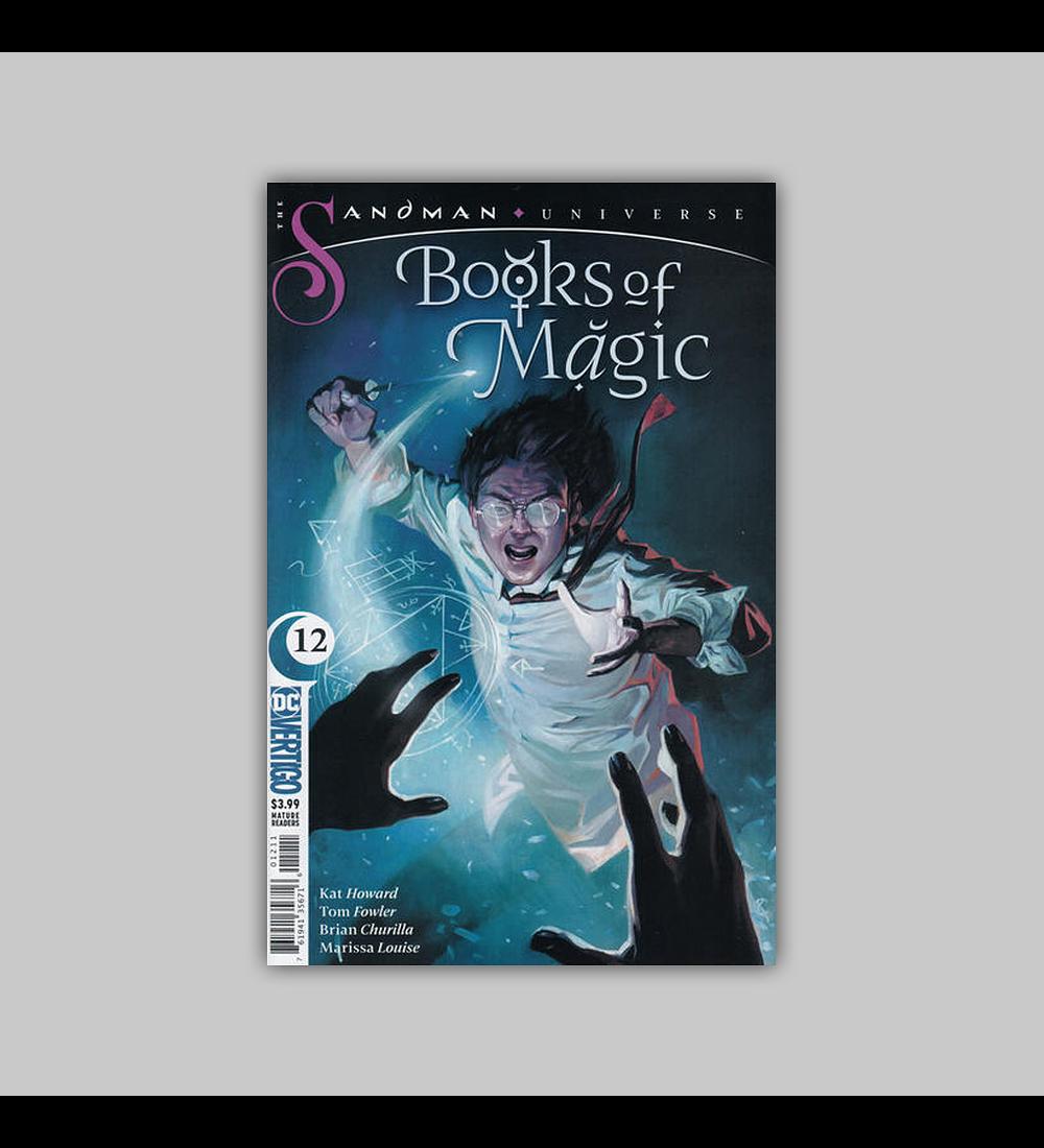 Books of Magic 12 2019