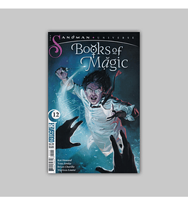 Books of Magic 12 2019
