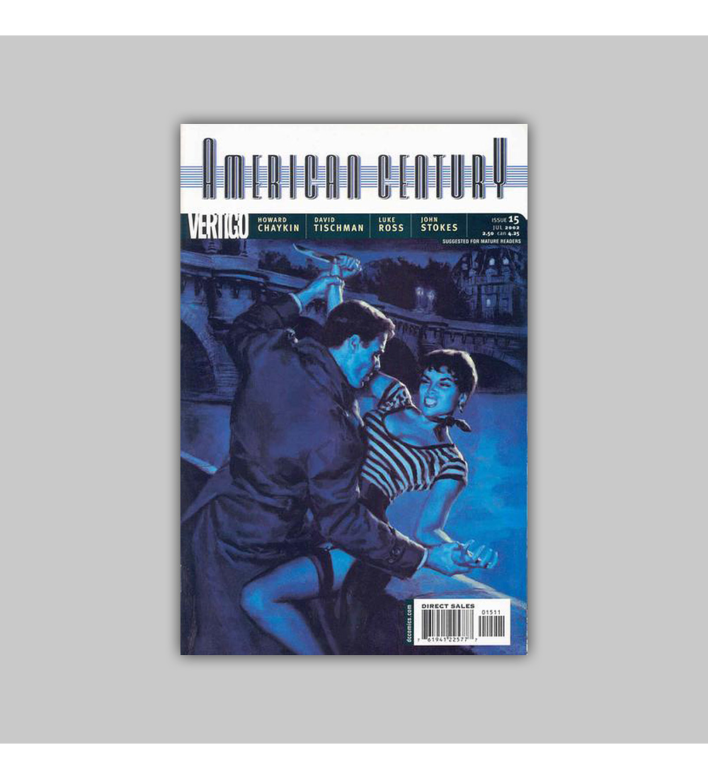 American Century 15 2002