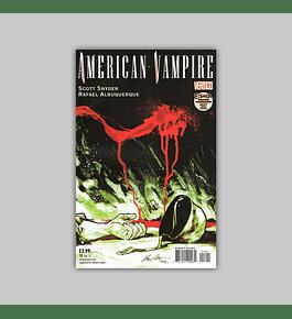 American Vampire 18 2011