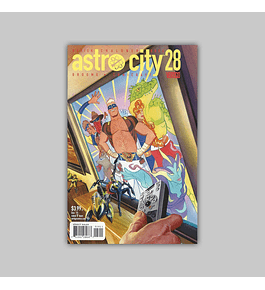 Astro City (Vol. 3) 28 2015