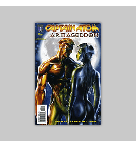 Captain Atom: Armageddon 6 2006