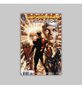 Captain Atom: Armageddon 8 2006