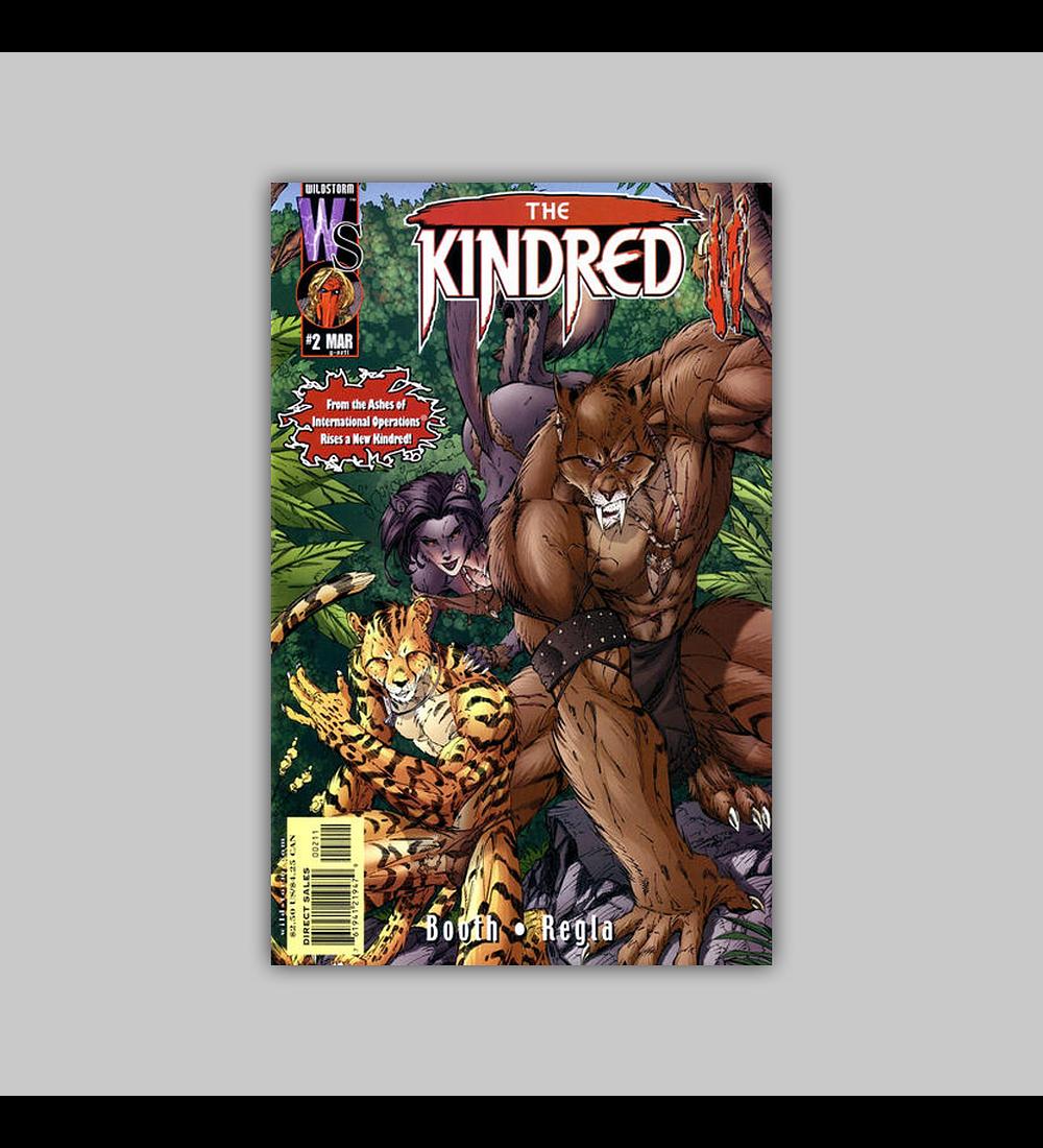 Kindred II 2 2002