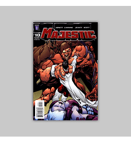 Majestic (Vol. 2) 10 2005