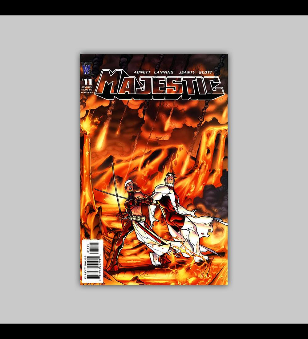 Majestic (Vol. 2) 11 2006