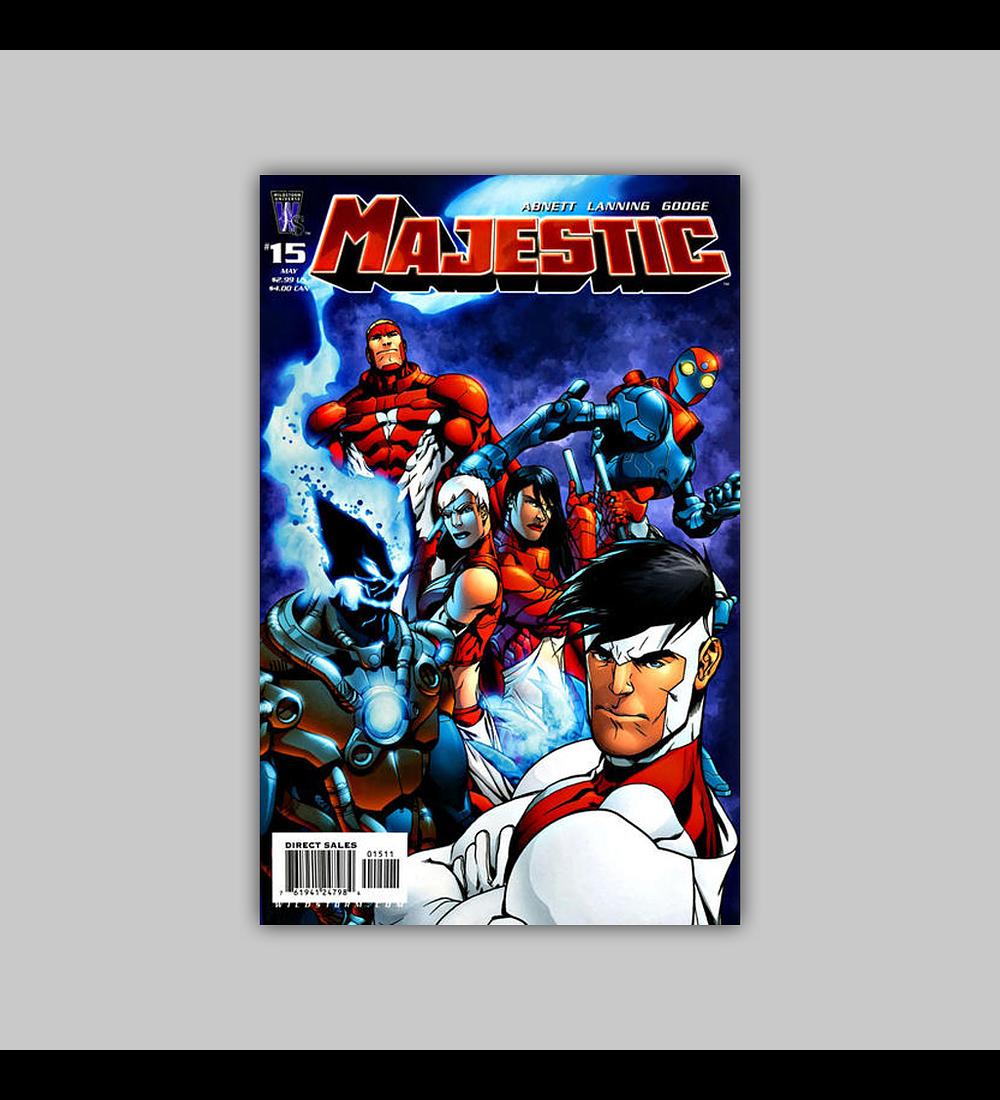 Majestic (Vol. 2) 15 2006