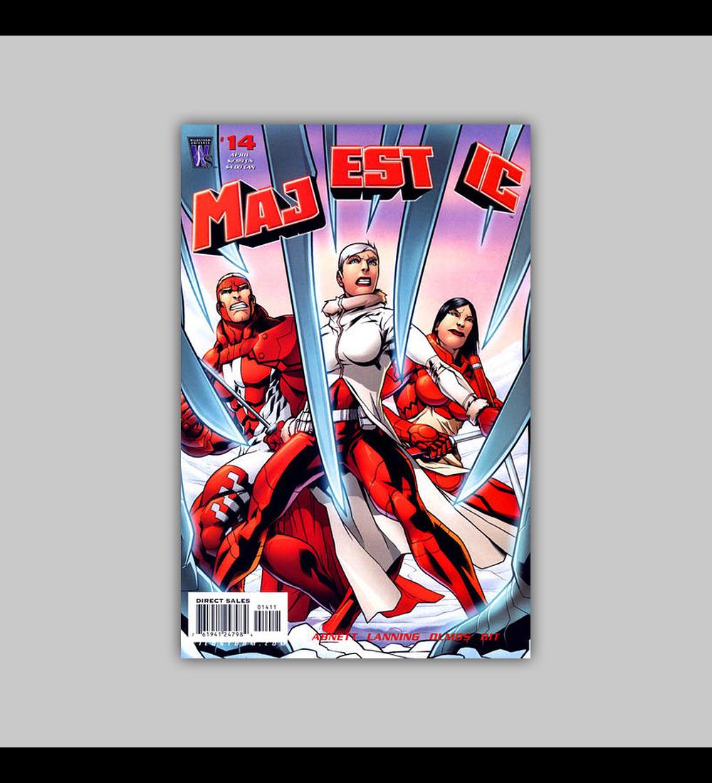 Majestic (Vol. 2) 14 2006