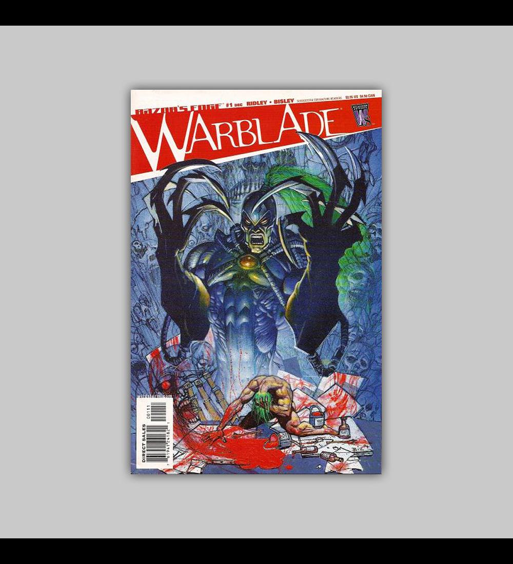 Razor's Edge: Warblade 1 2004