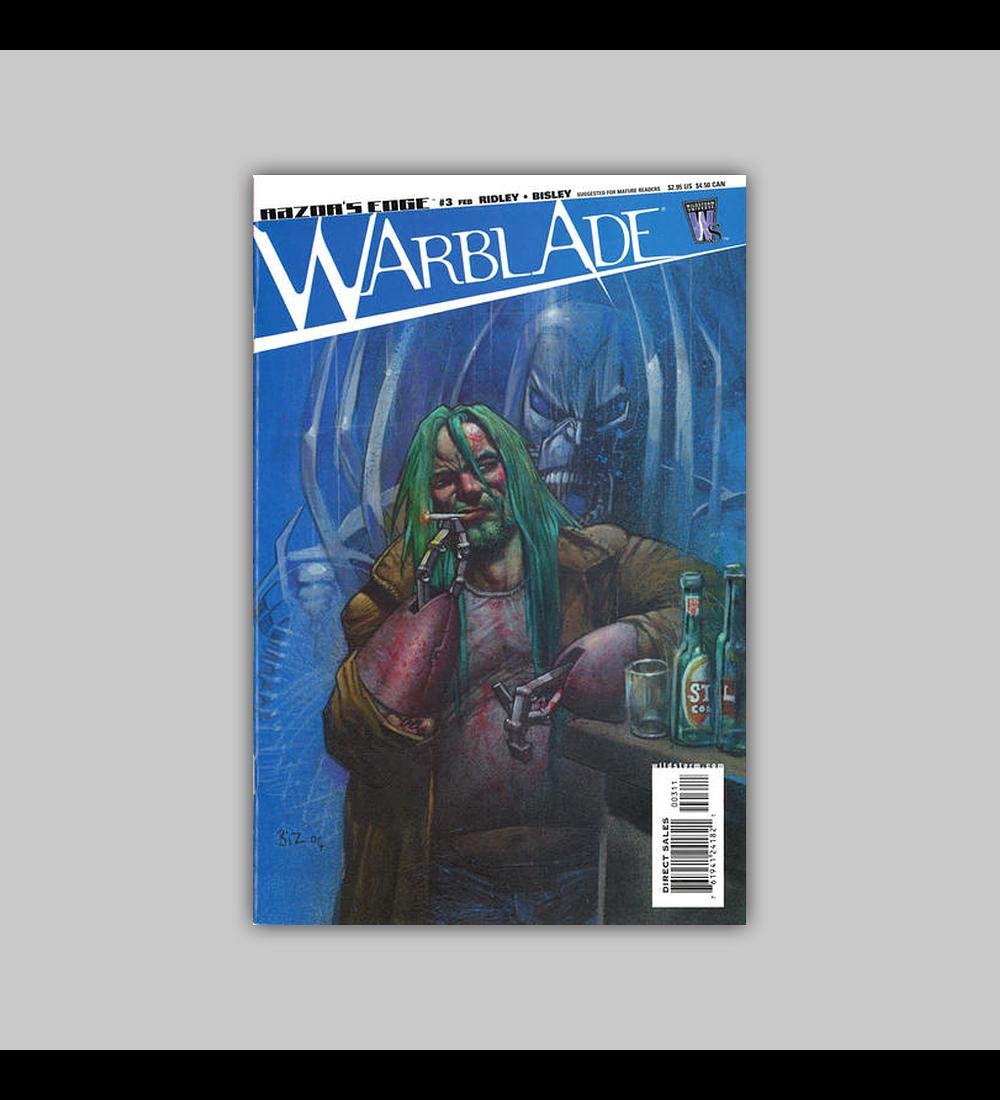 Razor's Edge: Warblade 3 2005