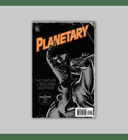 Planetary 22 2005