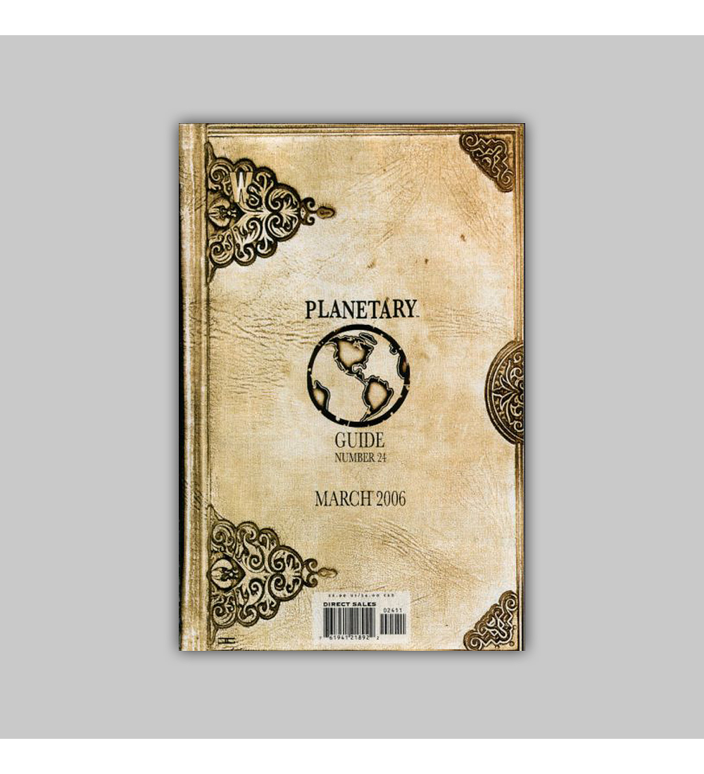 Planetary 24 2006