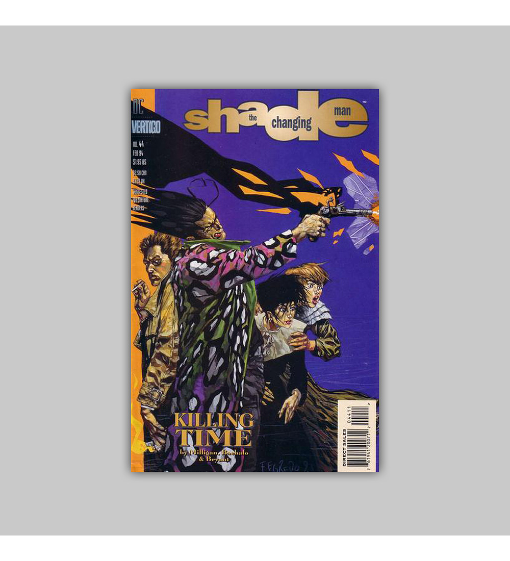 Shade the Changing Man 44 1994
