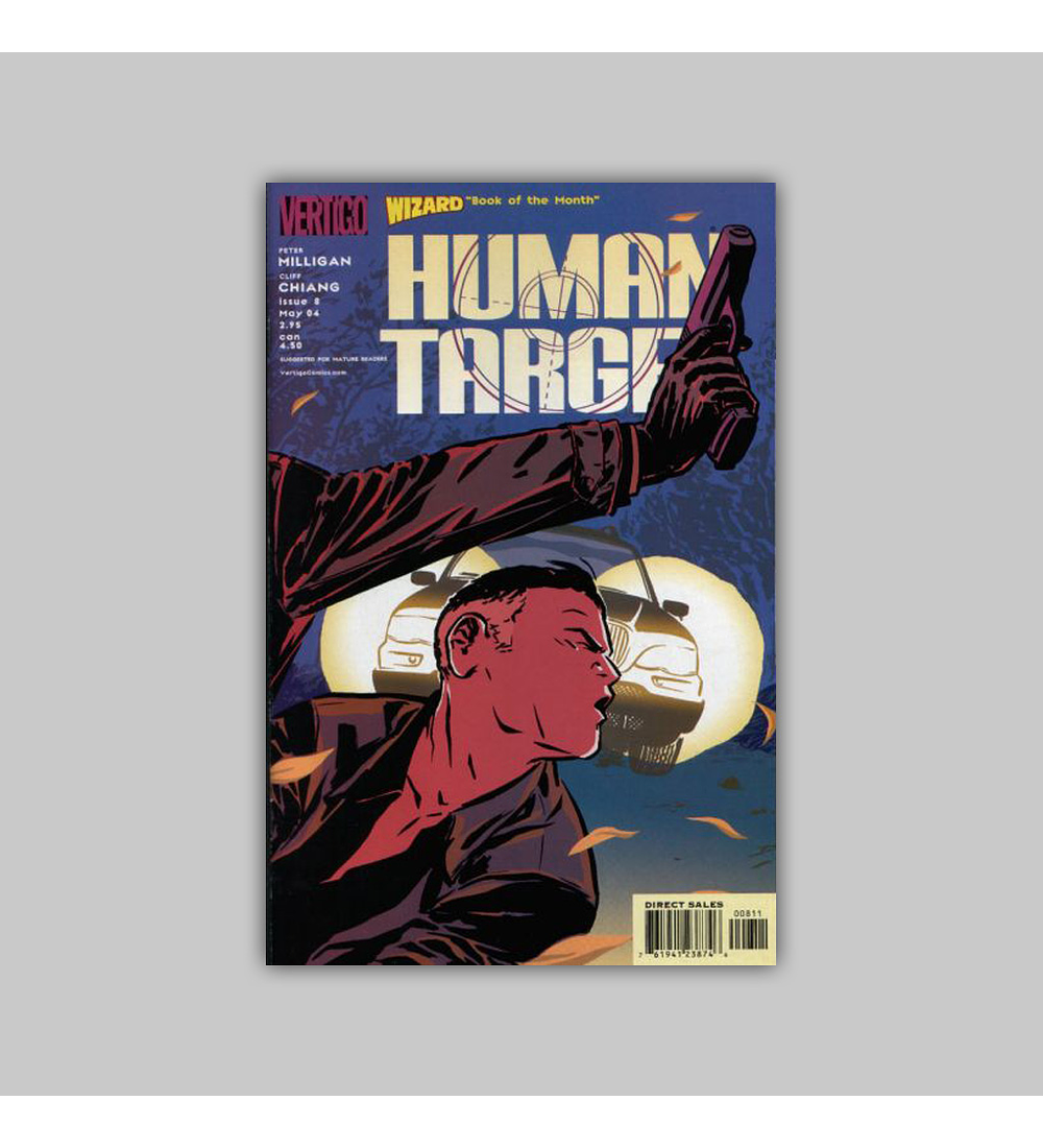 Human Target 8 2004