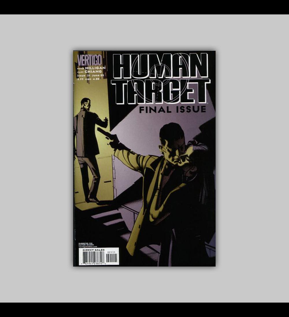 Human Target 21 2005