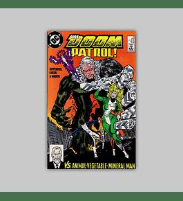 Doom Patrol 15 1988