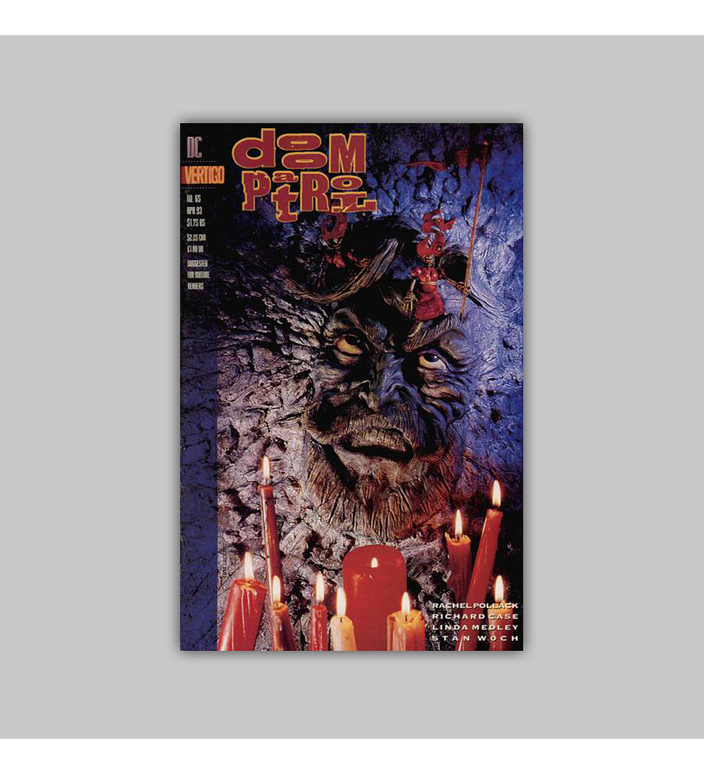 Doom Patrol 65 1993