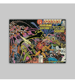 Doom Patrol and Suicide Squad Special 1 1988