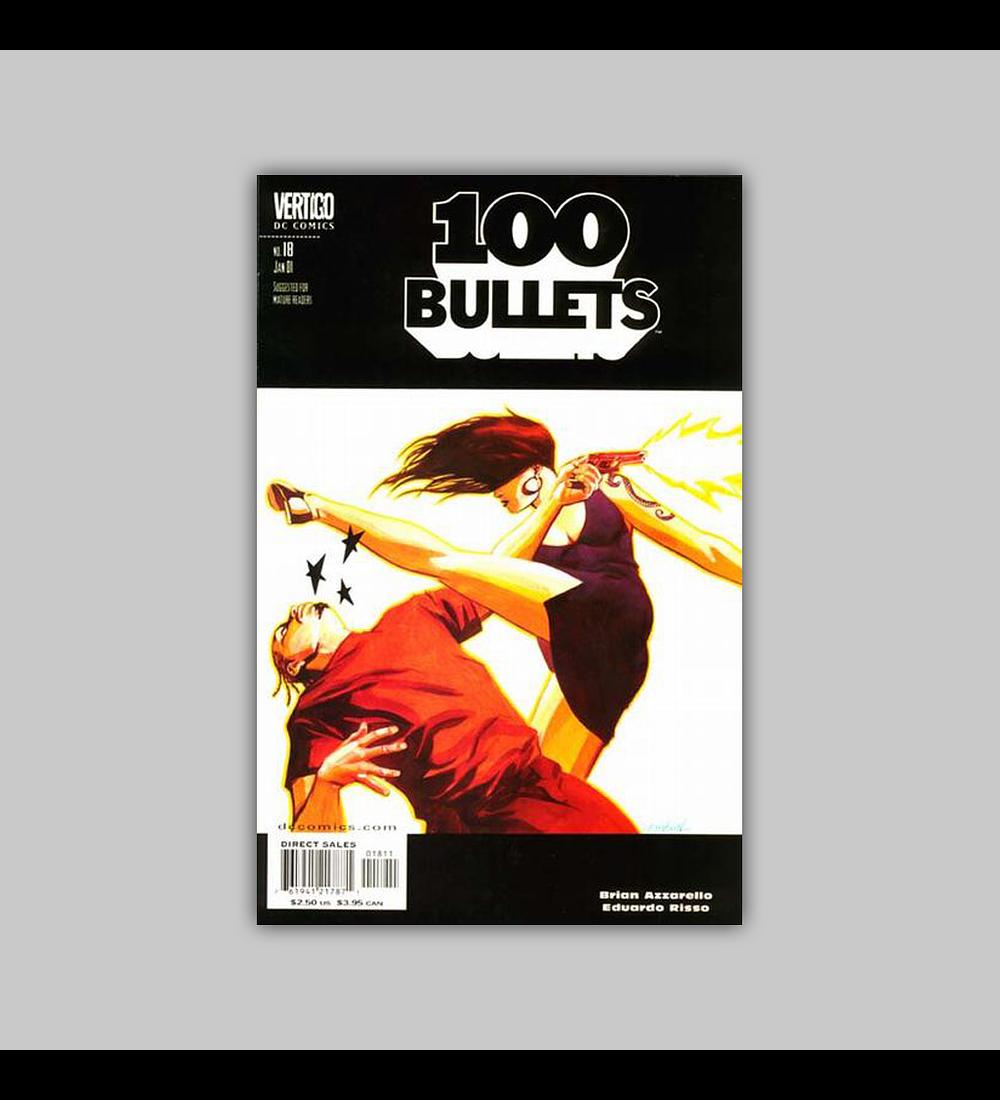 100 Bullets 18 2001