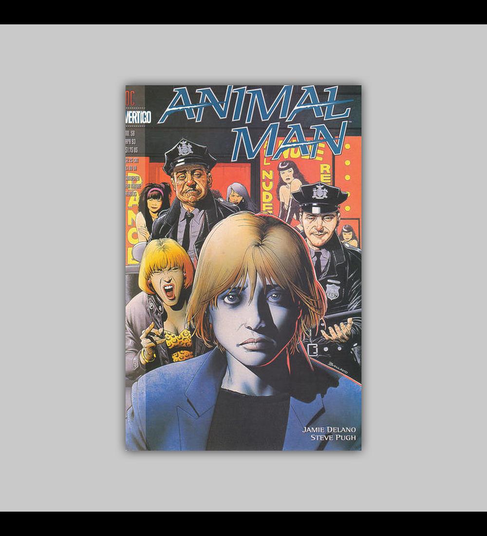 Animal Man 58 1993