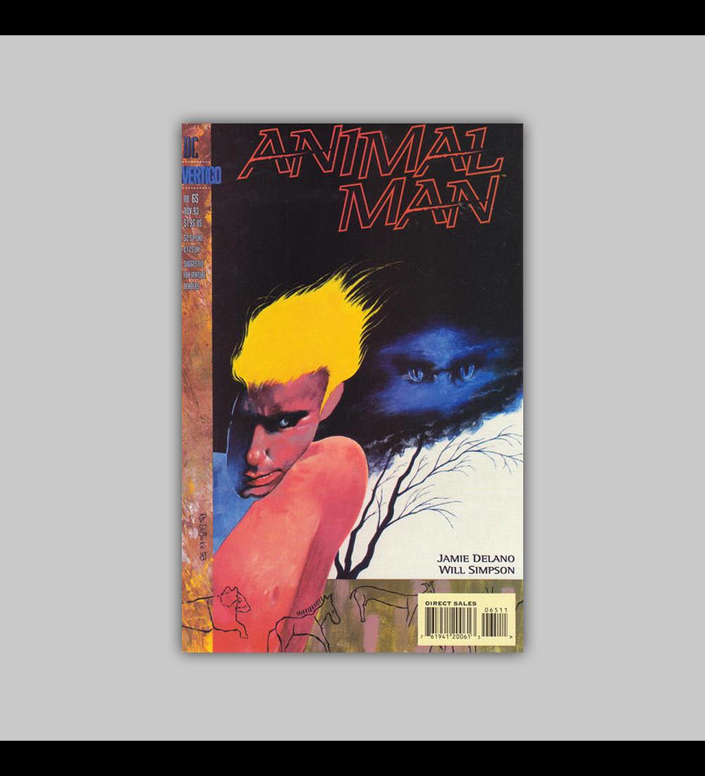 Animal Man 65 1993