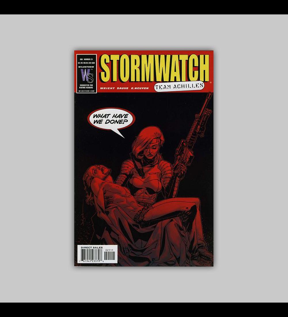 Stormwatch: Team Achilles 21 2004