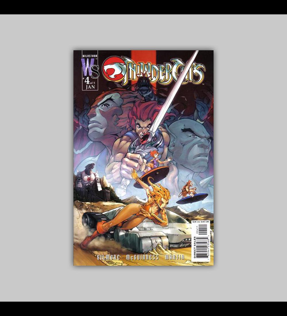 Thundercats 4 2003