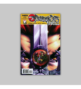 Thundercats: Enemy's Pride 3 2004
