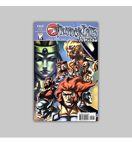 Thundercats: Enemy's Pride 5 2004