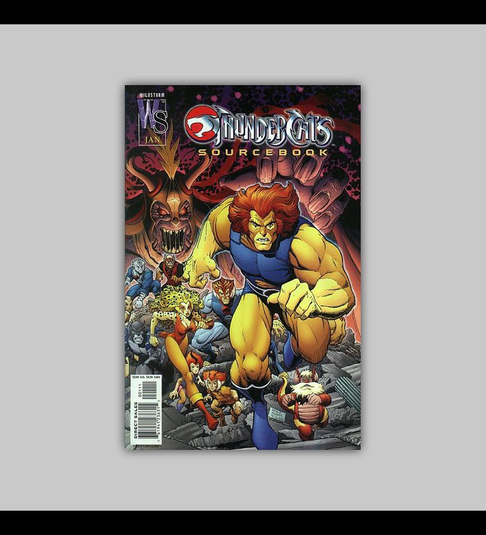 Thundercats: Sourcebook 2003