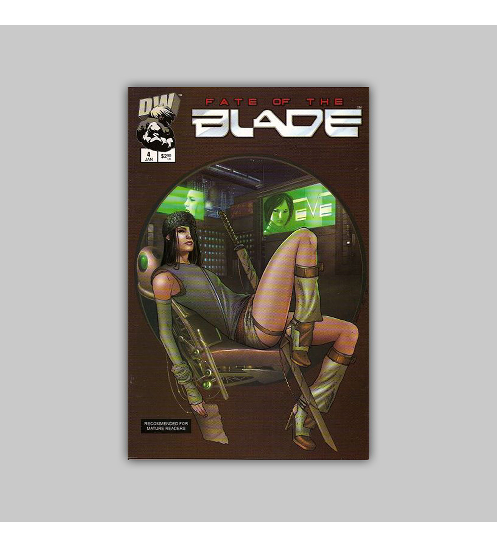 Fate of the Blade 4 2003
