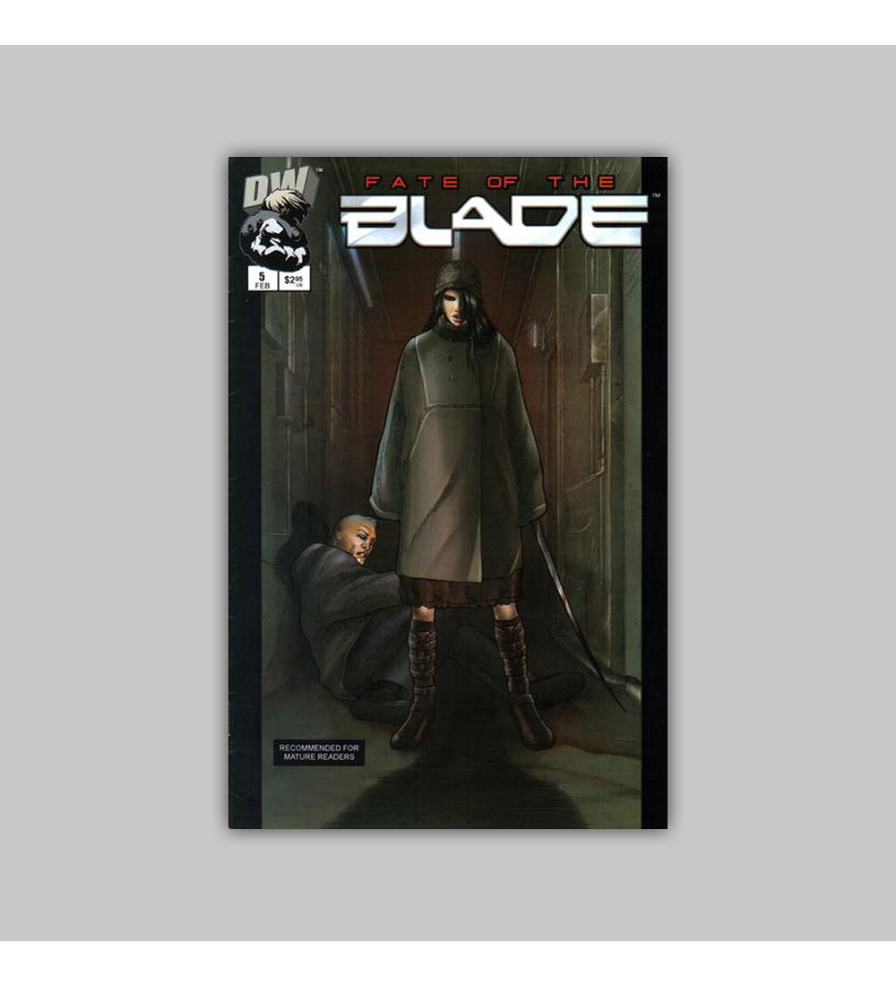 Fate of the Blade 5 2003